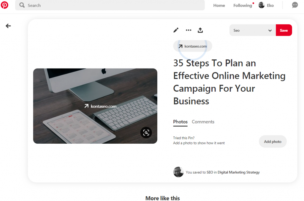 35 steps to an effective digital marketing campaign