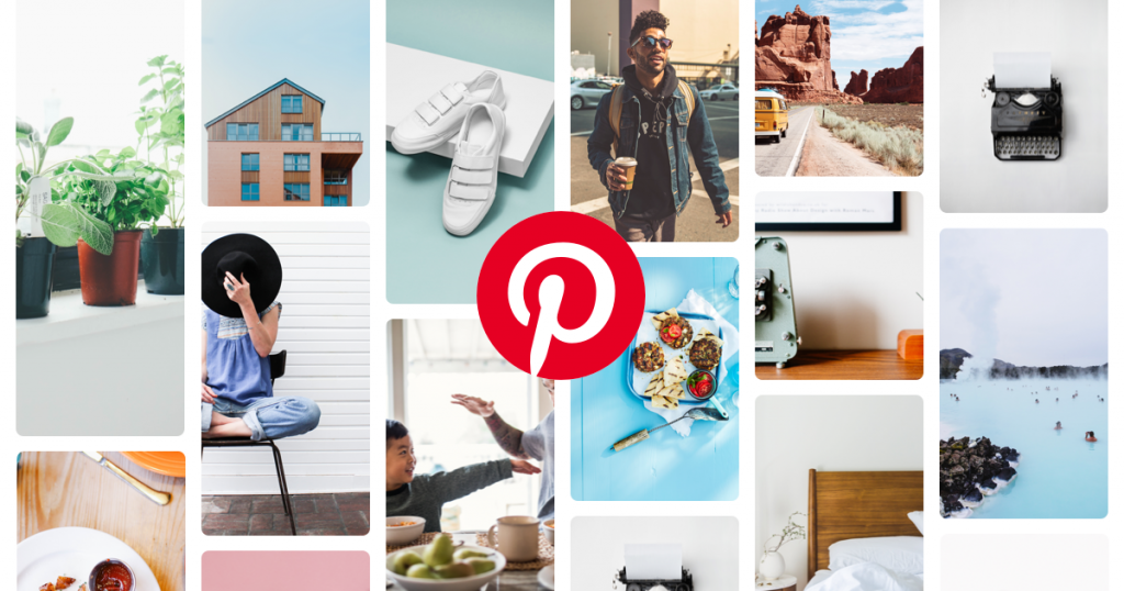 pinterest for business SEO