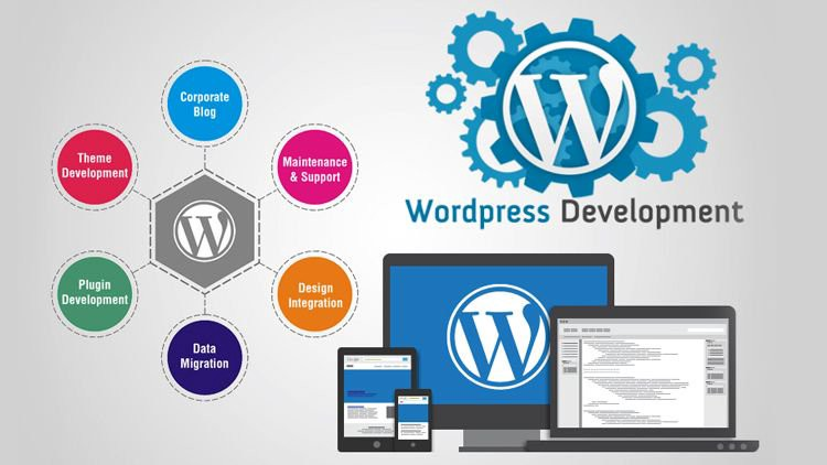 WordPress website design and development services in accra