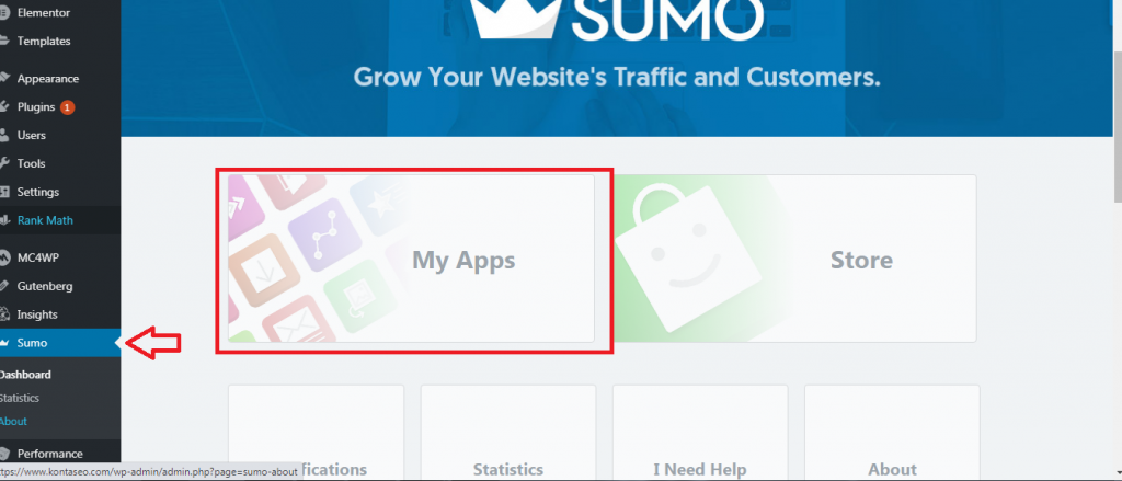 Creating an Exit-intent pop-up With List Builder by SumoMe