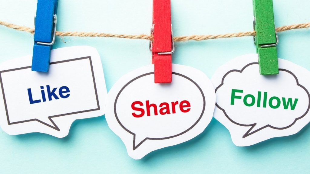 use social media for lead generation and brand awareness