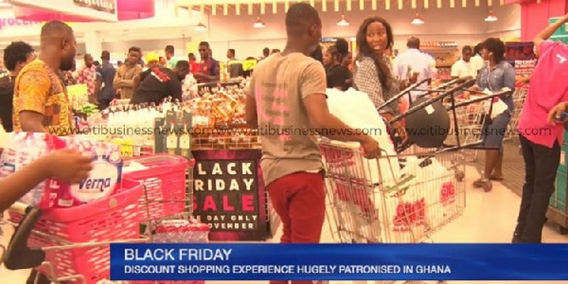 Use your USP to sell more black friday in Ghana