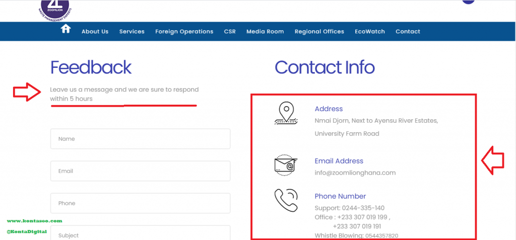 Maintain Accurate Contact Details and Opening Hours Across all Digital Platforms
